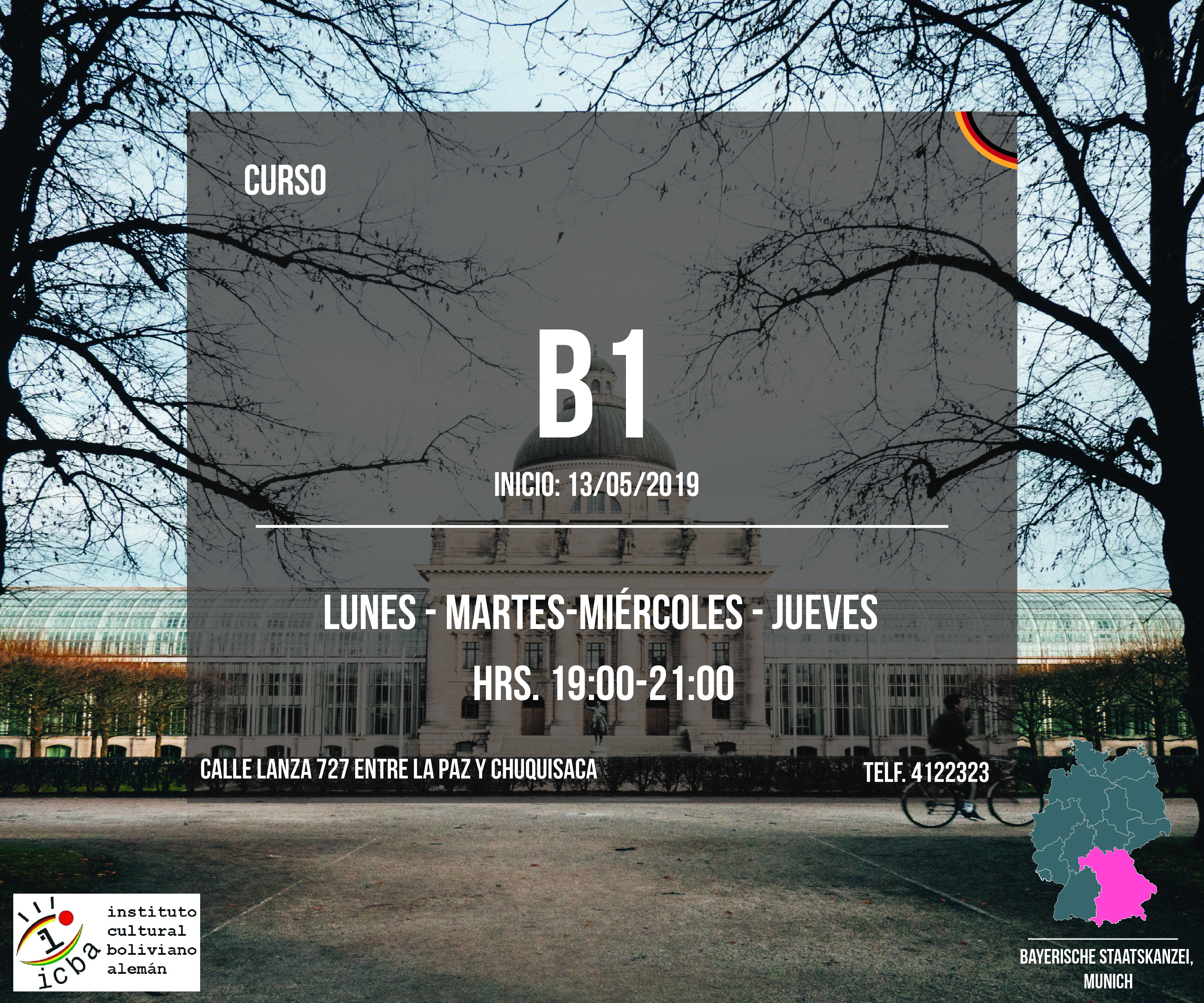 B1 13 Mayo